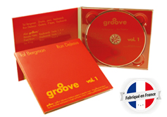 Pressage CD DIGIPAK